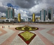 gerd ludwig, national geographic, astana, kazakhstan, architecture, Tomorrowland: Astana, Kazakhstan&#039;s New Grandiose Capital City, 2012