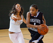 sixth grade basketball Federal Way Allonzo Trier13