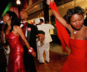 lauren greenfield, crenshaw prom, dancing, los angeles, teenagers