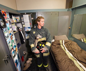 Oakland fire women female firefighters