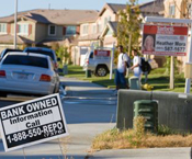 Inland Empire economic crisis Foreclosure Alley distress