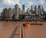matthew niederhauser, chonqing, china, city, yangtze, jialing, economy, metropolis